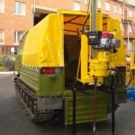 Мобильная буровая установка УКБ-12/25-02 «Помбур»